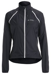 Vaude Windoo Windbreaker Black