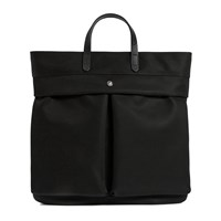 Mismo Black Ms Helmet Bag