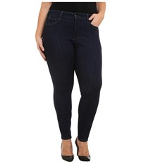 Nydj Plus Size Plus Size Ami Skinny Leggings Mabel Women's Casual Pants Blue