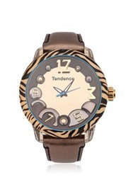 Tendence Animal 3H Tiger Watch