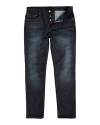 Ted Baker Men's Sulph Straight Fit Jeans Blue