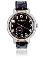 Bell And Ross Ww1 97 Heritage Watch Black