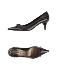 Marella Pumps Dark Brown