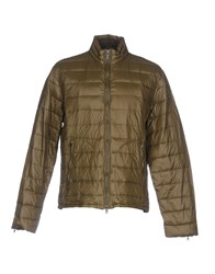 Bomboogie Down Jackets Military Green