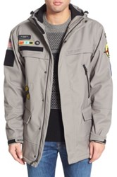 Neff 'Spec Ops' Hooded Jacket Gray