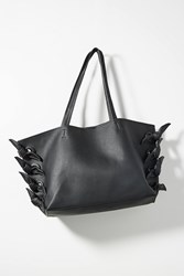 Anthropologie Boe Tote Bag Black