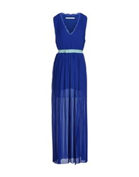 Massimo Rebecchi Dresses Long Dresses Women Bright Blue