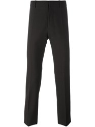 Marni Straight Leg Tailored Trousers Brown