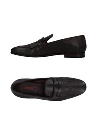 Lo.White Lo. White Loafers Dark Brown