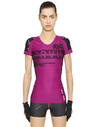 Reebok Crossfit Microfiber Compression T Shirt