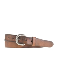 J.Crew Wallace And Barnes Batten Belt Vintage Brown