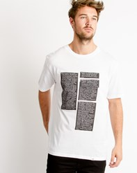 Cheap Monday Fantastic T Shirt Dictionary White