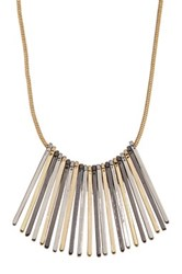 Stephan And Co Multi Spike Pendant Necklace