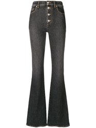 Sonia Rykiel High Waist Jeans Black