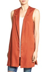 Astr Junior Women's Side Slit Long Vest