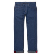 Gucci Denim Jeans Blue