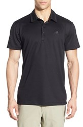 Men's Adidas Regular Fit Climalite Polo
