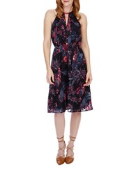 Lucky Brand Abstract Printed Dress