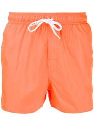 Sun 68 Shell Swim Shorts Orange