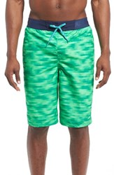 Nike Men's Volley Swim Trunks Electro Green