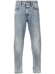 Closed Classic Slim Fit Jeans Blue