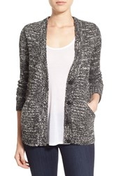 Women's Paige Denim 'Agatha' Marled Knit Cardigan