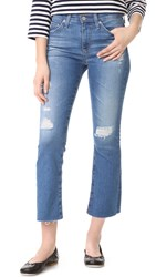 Ag Jeans Jodi Crop 12 Years Canyon Destroyed
