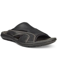 Kenneth Cole Reaction Men's Few More Sandals Men's Shoes Black