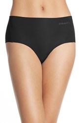 Women's Craft 'Greatness' Sport Briefs Black