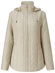 Four Seasons Quilted Jacket Natural