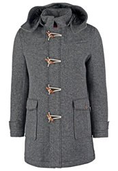 S.Oliver Classic Coat Blend Grey Mottled Grey