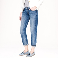 J.Crew Point Sur Vintage X Rocker Selvedge Jean In Manfred Wash
