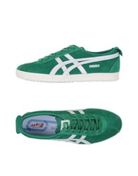Onitsuka Tiger By Asics Onitsuka Tiger Footwear Low Tops And Trainers Men Green