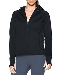 Under Armour Solid Relaxed Fit Hoodie Black