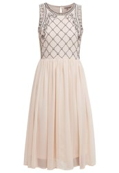Anna Field Cocktail Dress Party Dress Peach Whip Nude