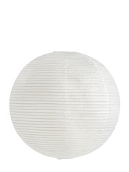 Hay Medium Rice Paper Shade White