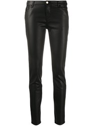 Emporio Armani High Rise Skinny Fit Jeans 60
