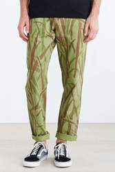 Stussy Pull On Beach Pant Olive