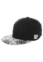 Cayler And Sons Bonjour Cap Black White