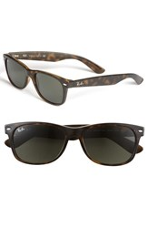 Ray Ban Men's 'New Wayfarer' 55Mm Sunglasses Tortoise Green Tortoise Green
