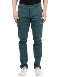 Napapijri Casual Pants Green