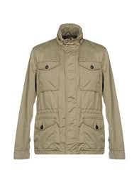 Geox Jackets Military Green