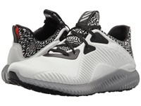 Adidas Alpha Bounce Crystal White Matte Silver Crystal Grey Men's Running Shoes