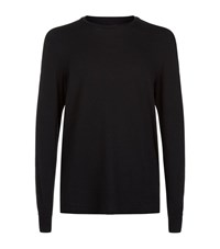 Allsaints Orsman Long Sleeve T Shirt Male Black