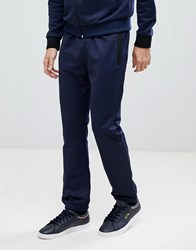 Fred Perry Tonal Track Pant In Blue Blue