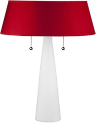Lights Up Lizzy Table Lamp Black Blue Brown