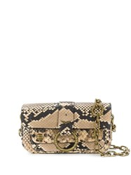 Zadig And Voltaire Kate Wild Print Wallet Bag 60