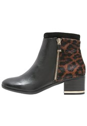 Gaudi' Gaudi Dominic Ankle Boots Black Natural