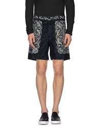 Just Cavalli Bermudas Dark Blue