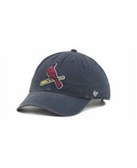 '47 Brand St. Louis Cardinals Clean Up Hat Navy